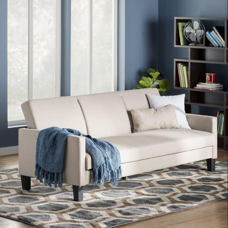 Zipcode design hudson sleeper sofa reviews wayfair for Sofa hudson
