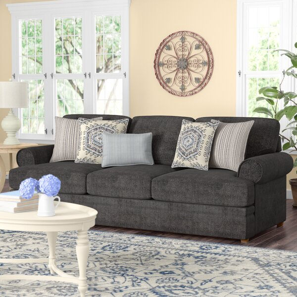 Darby Home Co Simmons Upholstery Dorothy Sofa U0026 Reviews | Wayfair
