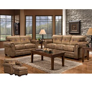 Rustic Living Room Sets You Ll Love Wayfair