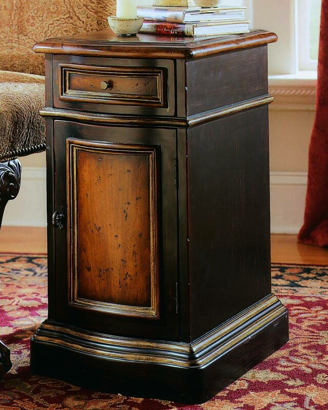 Wonderful Preston Ridge End Table With Storage