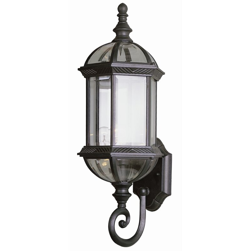 powell 1 light outdoor sconce - Outdoor Sconce Lighting