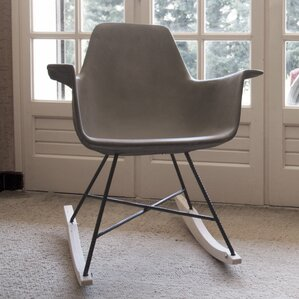 Hauteville Rocking Chair by Lyon Beton