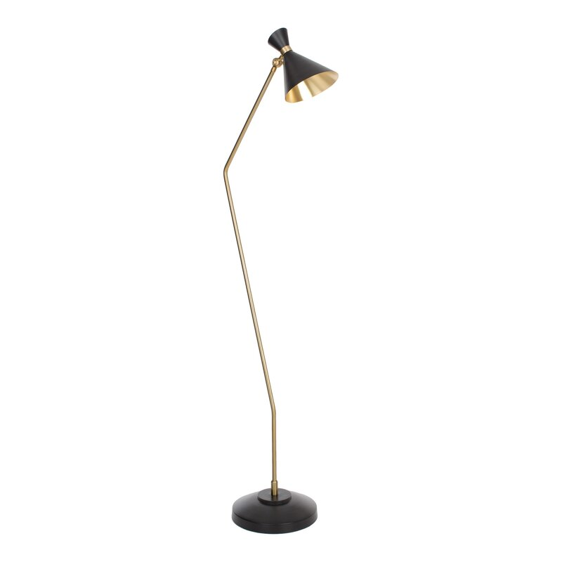 Dwellstudio cone 65 task floor lamp reviews dwellstudio cone 65 task floor lamp mozeypictures Image collections