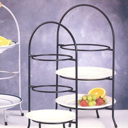 & Tiered Plate Rack | Wayfair