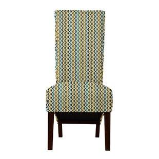 Awesome Grey Lattice Chair   Wayfair