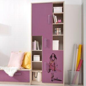 203 cm Bücherregal Blanka von dCor design