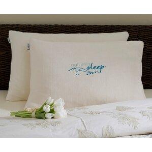 Faux Gel Fiber Pillow by Nature's Sleep