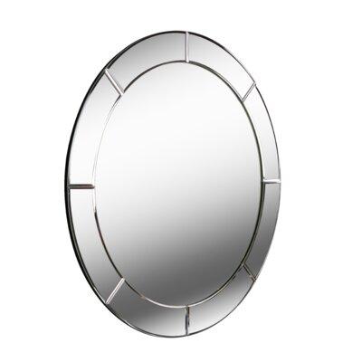 Brayden Studio Large Round Accent Mirror