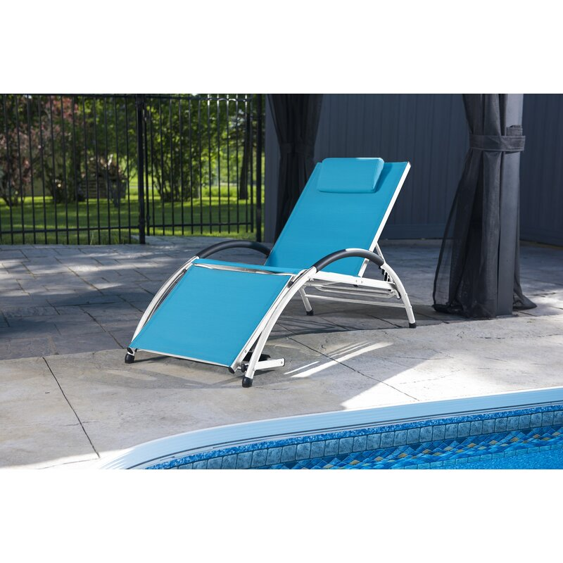 Ordinaire Dockside Sun Lounge Chair