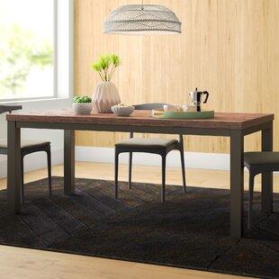 Modern & Contemporary Butcher Block Kitchen Table | AllModern