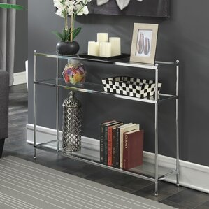 boehm console table - Narrow Sofa Table