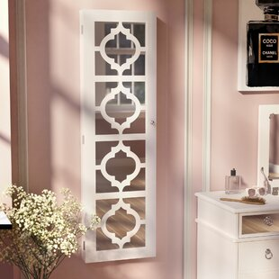 White Jewelry Armoires Youll Love Wayfair