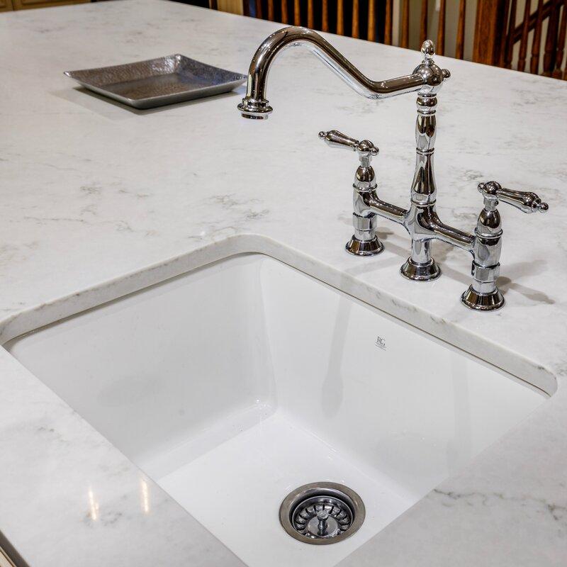 fireclay 24   x 19   undermount kitchen sink fine fixtures fireclay 24   x 19   undermount kitchen sink  u0026 reviews      rh   wayfair com