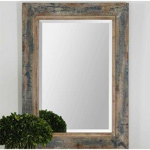 Miroirs muraux style rustique for Recherche miroir mural