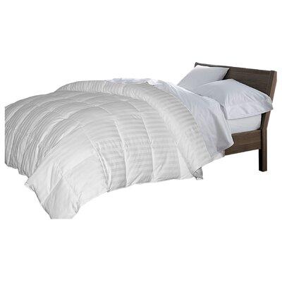 Blue Ridge Home Fashion 350 Thread Count All Season Down Comforter Size: Twin