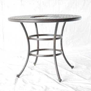 Nola Bar Table with Ice Bucket by Darby H..