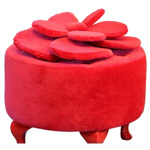 Standardhocker Flower von HappyBarok