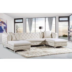 Lucius Sectional by Rosdorf Park