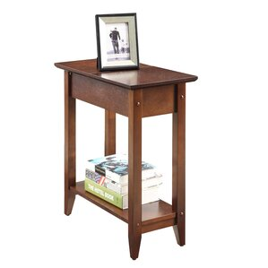 Williams Flip Top End Table With Storage