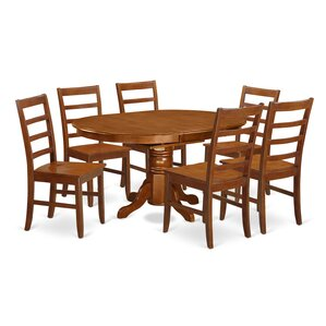 Attamore 5 Piece Dining Set by Darby Home..