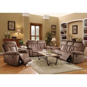Elisha Configurable Living Room Set by ACME Furniture