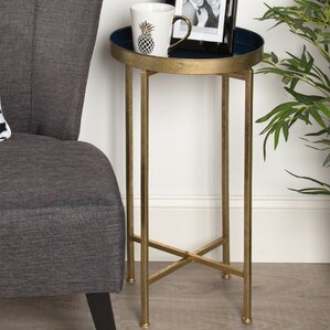 Blessen End Table by Bungalow Rose