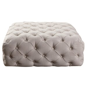 Hughley Square Ottoman by ..