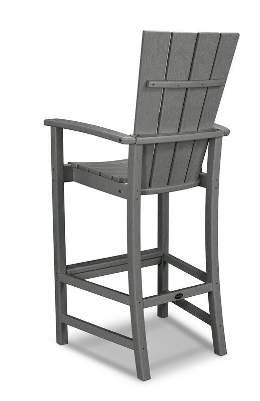 Quattro Plastic Adirondack Chair