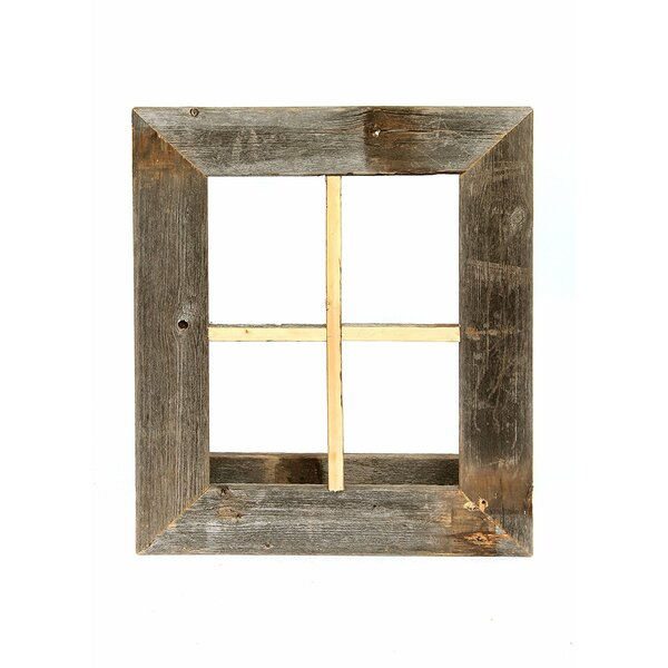 Rustic Window Wall Decor | Wayfair
