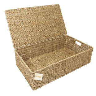 Seagrass Underbed Storage  sc 1 st  Wayfair & Storage Boxes Baskets u0026 Wicker Baskets | Wayfair.co.uk
