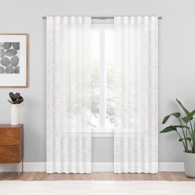 Bright Multi Colored Curtains Wayfair