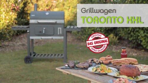 Tepro Holzkohlegrill Toronto Xxl Zubehör : Tepro 152 cm grillwagen toronto xxl wayfair.de