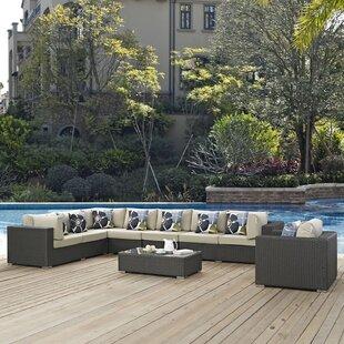 7 Piece Sectional Sofa | Wayfair