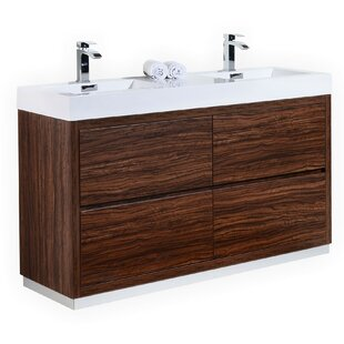 modern bathroom double sinks. Save To Idea Board Modern Bathroom Double Sinks