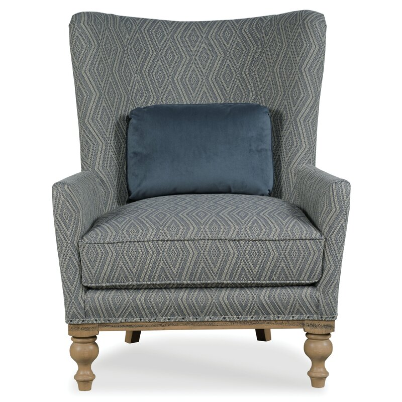 Fairfield Chair Bennett Wingback Chair Wayfair