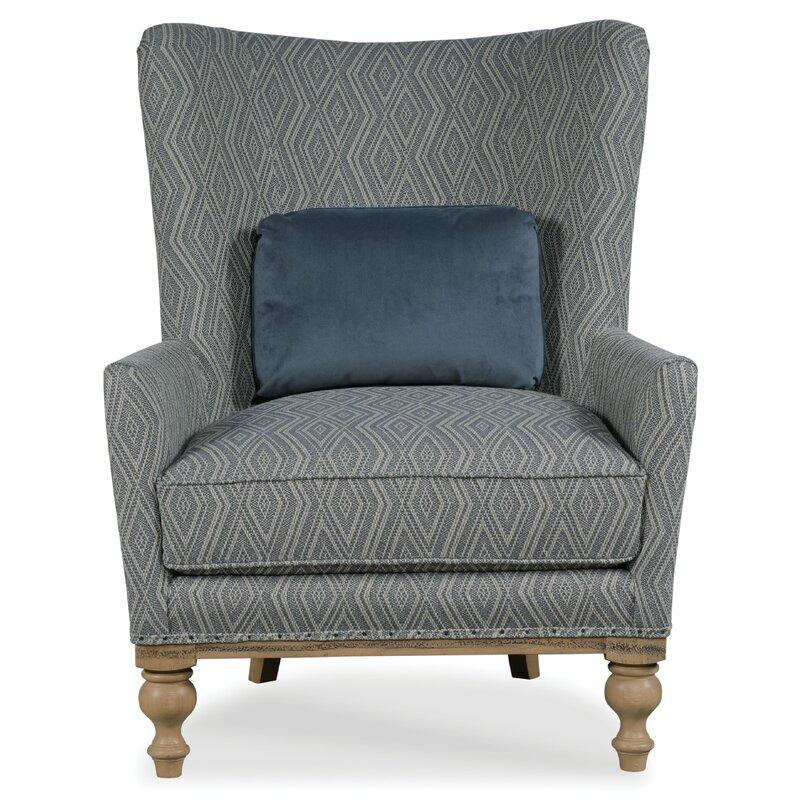 Fairfield Chair Bennett Wingback Chair Wayfair