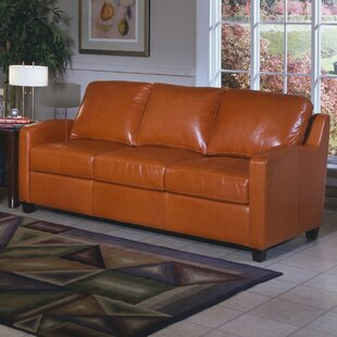 Chelsea Deco Leather Configurable Living Room Set