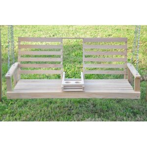 porch swing - Wicker Porch Swing