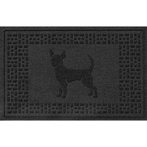 Aqua Shield Chihuahua Doormat