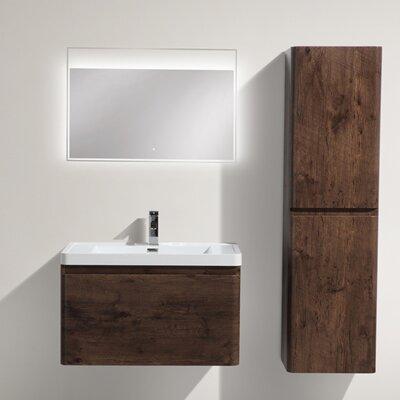 Floating Amp Wall Mounted Bathroom Vanities Wayfair