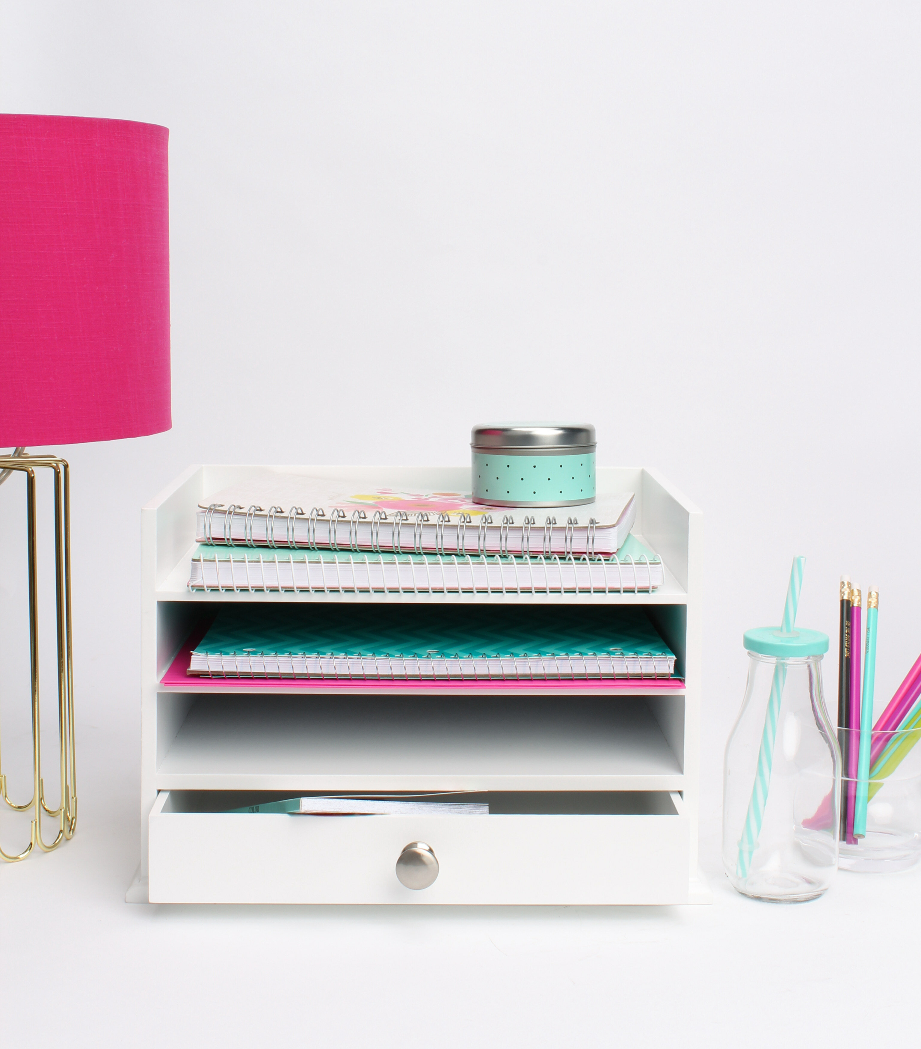 origami make to how rack everything desk a paper desktop tasty organizer