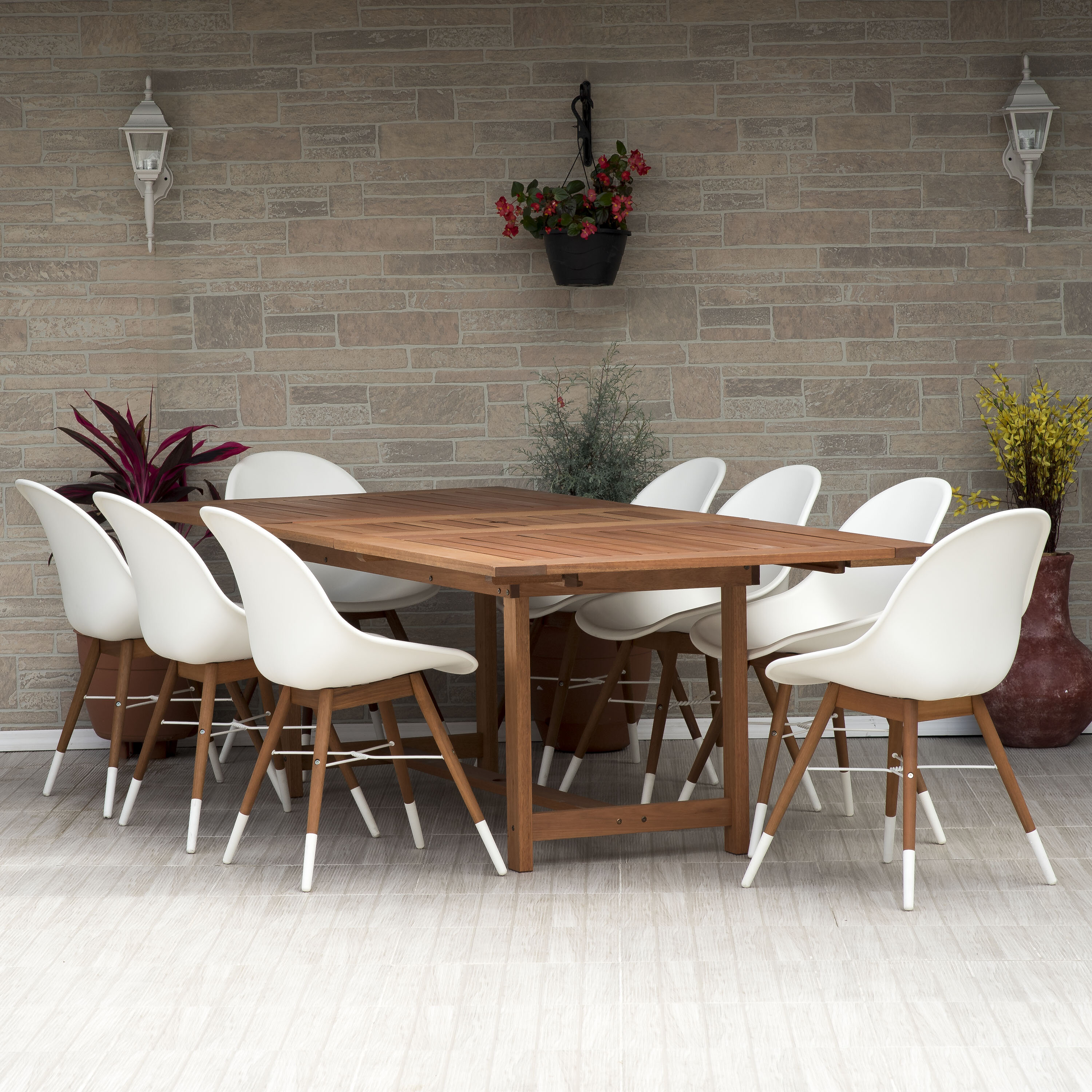 Corrigan Studio Cruise 9 Piece Dining Set