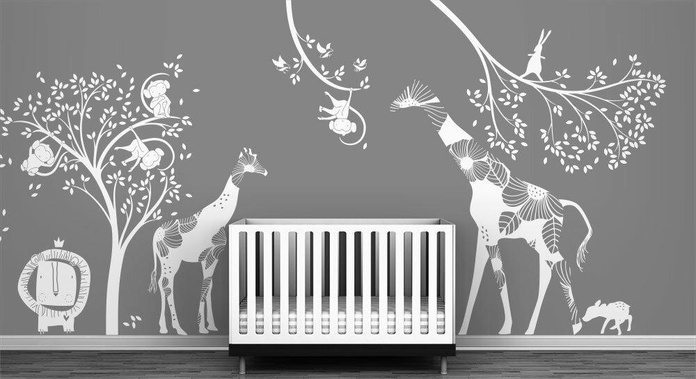 baby wall stickers | wayfair.ca