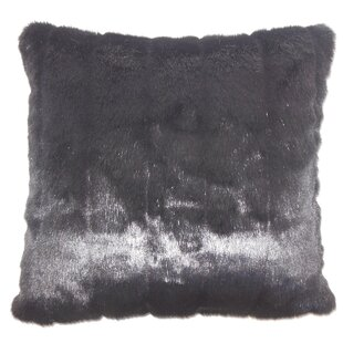 Valeska Faux Leather Cushion Cover