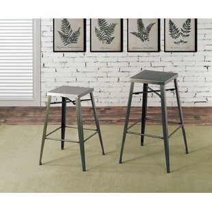 Fabulous Industrial Bar Stools Youll Love Wayfair Gamerscity Chair Design For Home Gamerscityorg