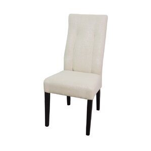 Linen Parsons Chair by MOTI Furniture