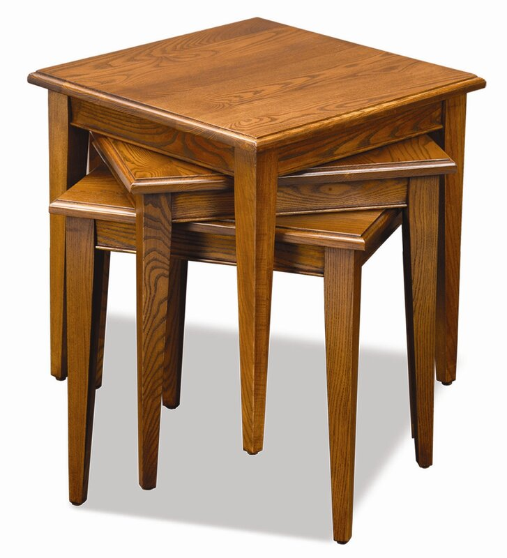 nesting tables reviews birch lane. Black Bedroom Furniture Sets. Home Design Ideas