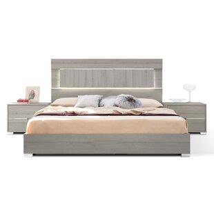 Camron Platform 3 Piece Bedroom Set