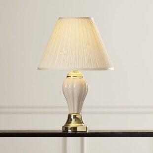 White Wicker Table Lamp | Wayfair