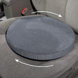 Deluxe Plastic Swivel Seat Cushion